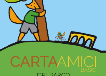 Nuova Carta Amici del Parco dell'Appia Antica